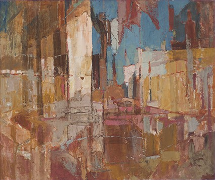 322 'Fabric of a City' 56 x 66,5 cm Andrew Newall SA