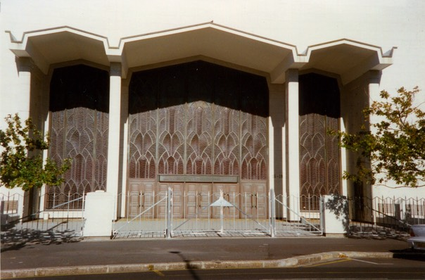 707 DRC Synod exterior