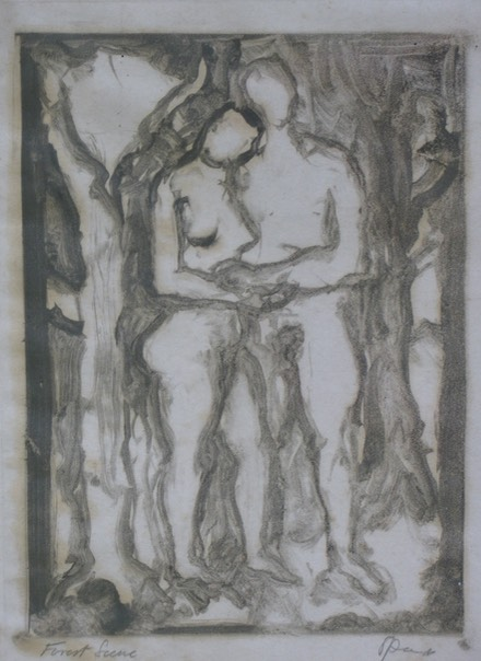 144 Adam & Eve 24x18 m USA