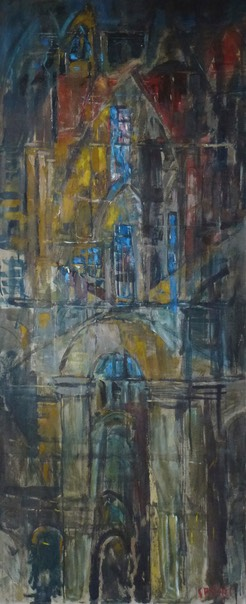 185 Cathedrals 170x71 UK Portia